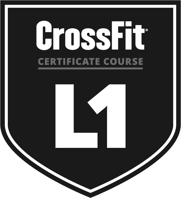 Crossfit Level One Logo
