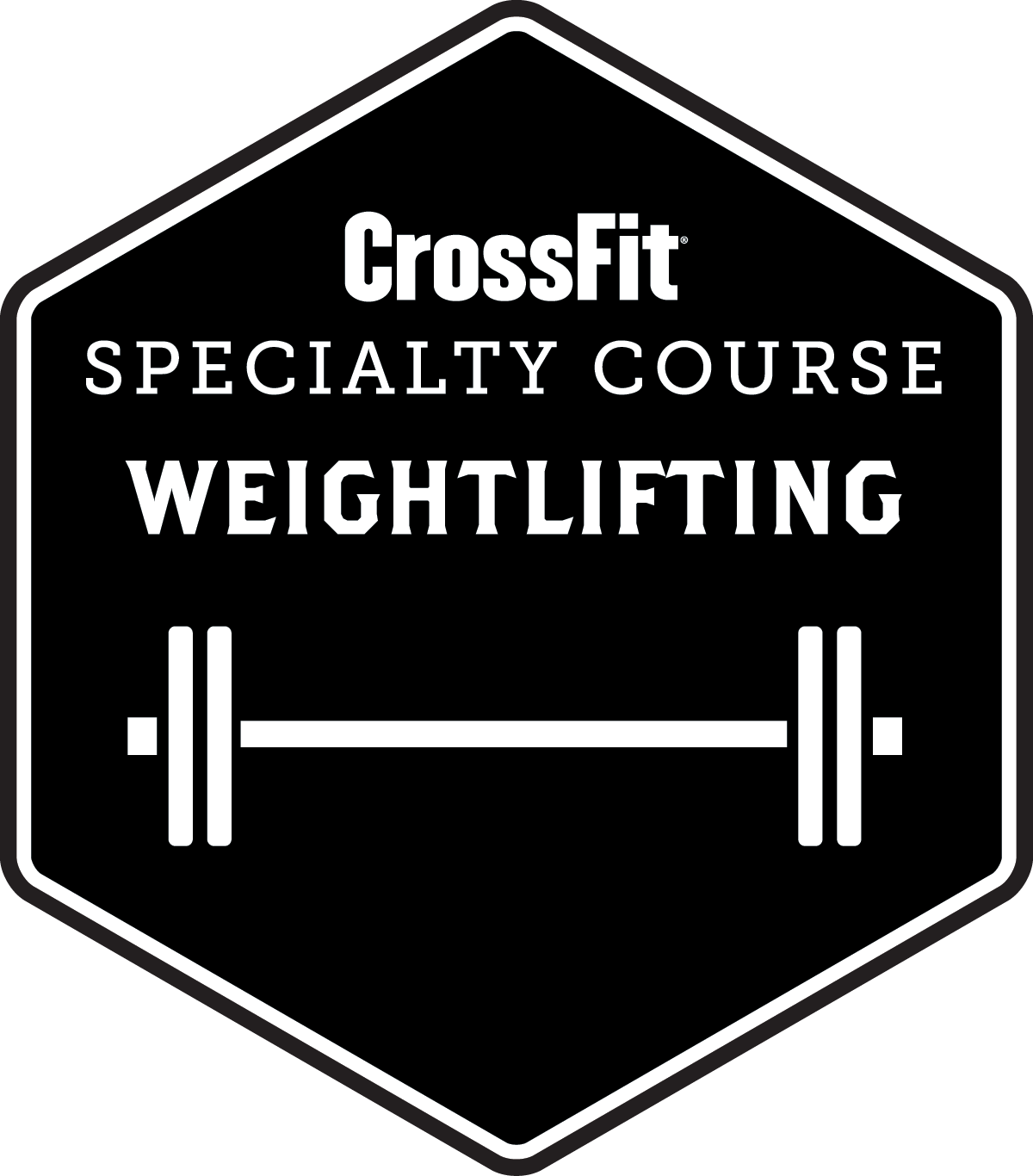 Crossfit Specialty Course Weightlifting